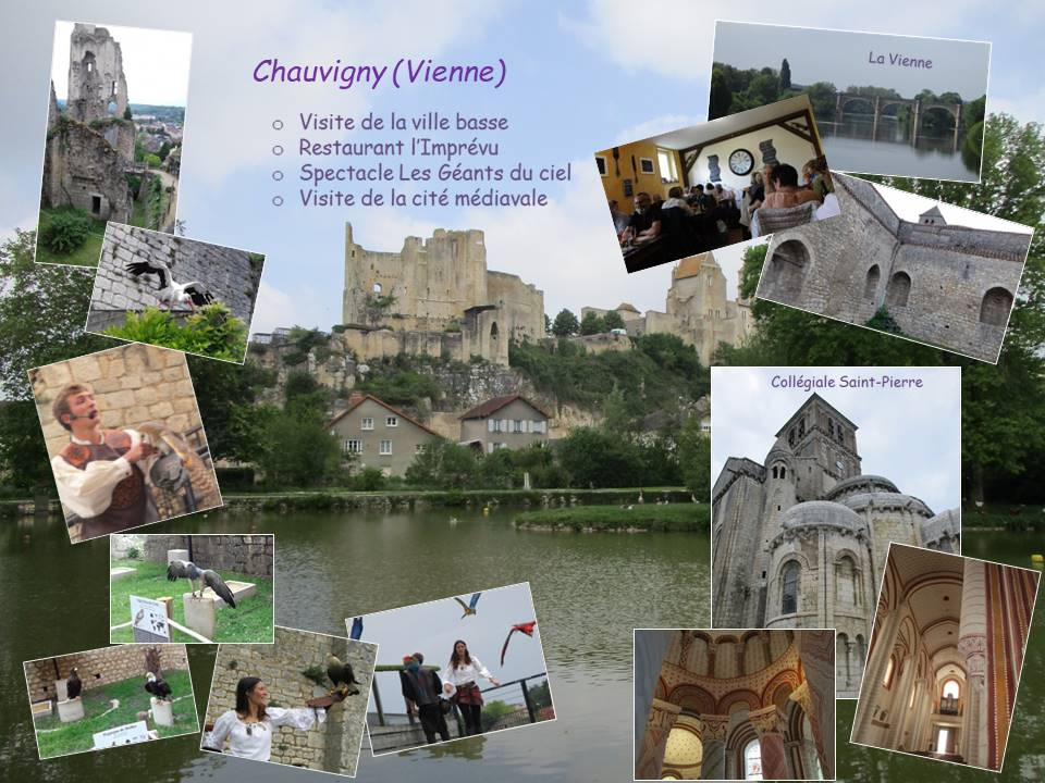Chauvigny (86) - 20/05/2019